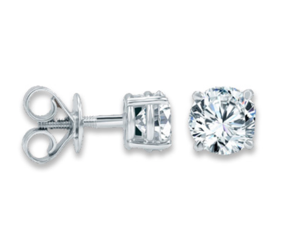 Diamond Studs 0.10ct total
