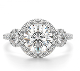Chloe Diamond Trilogy Ring (ART072)