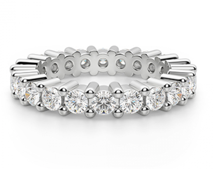 Bianca Diamond Wedding Ring