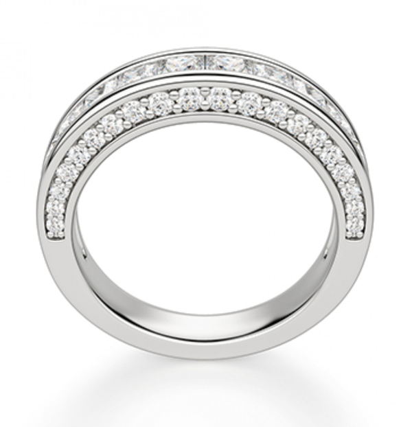 Jessica Diamond Wedding Ring