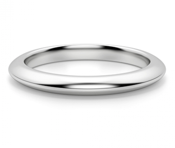 Madison Gold Wedding Ring