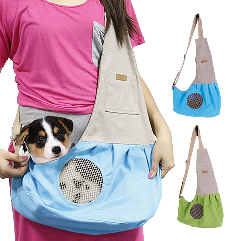 PetBag - The perfect Sling Carrier for your pet