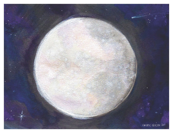 Full Moon in Cancer Print
