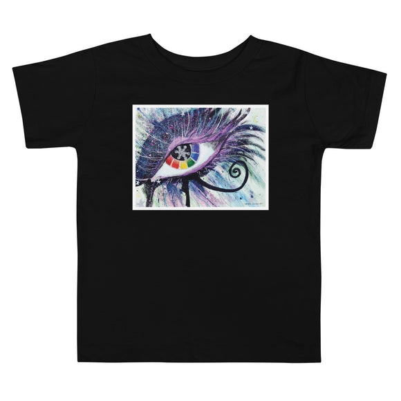 Eye of Horus Toddler Short Sleeve Tee