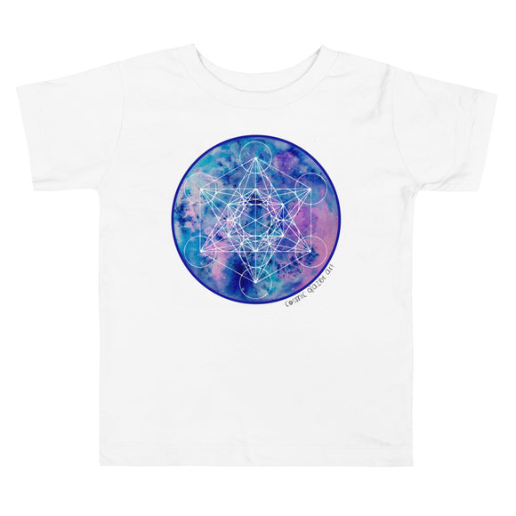Zenetae Metatron Toddler Short Sleeve Tee