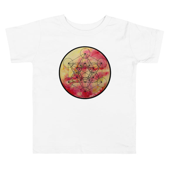 Solara Metatron Toddler Short Sleeve Tee