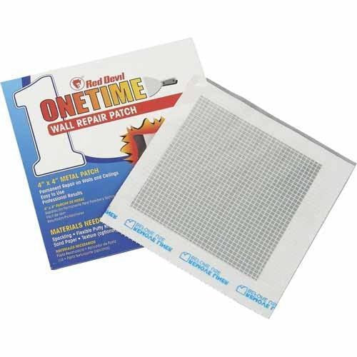 OneTime 100 x 100mm Wall Repair Patch