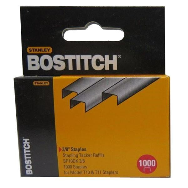 T10 Series 10mm Bright Staple 1000 pack