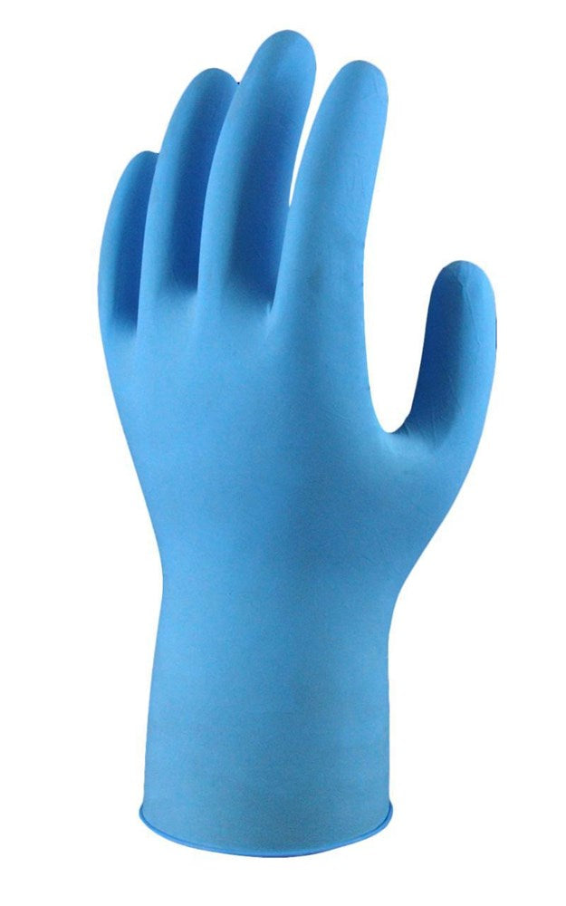 Disposable Gloves Nitrile Blue 100 pack