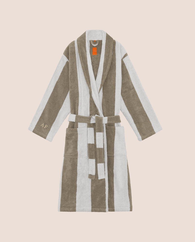Amalfi bathrobe
