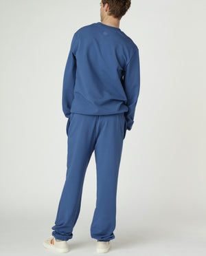 Pelicano pants dusty blue - MAN
