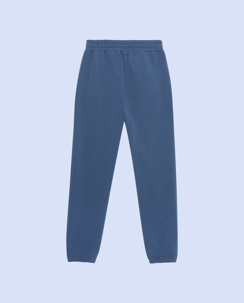 Load image into Gallery viewer, Pelicano pants dusty blue - WOMAN