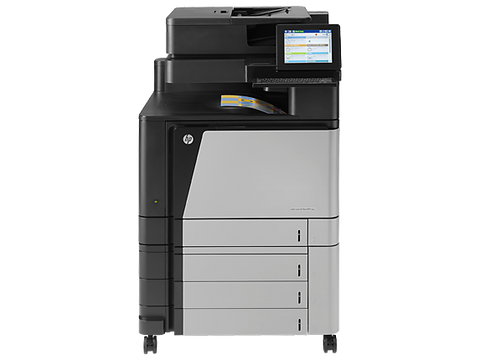 HP Color LaserJet Enterprise flow M880z Color Laser MFP