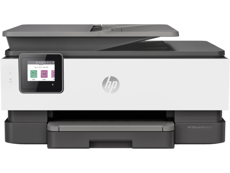HP Officejet Pro 8020 All-In-One Inkjet Printer