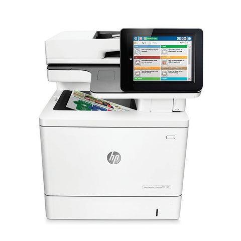 HP Color LaserJet Enterprise MFP M577dn Printer