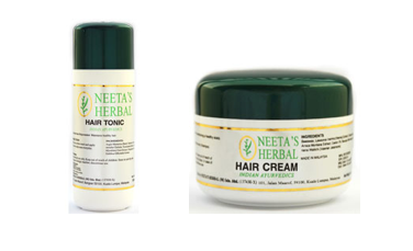 Neeta's Herbal Hair Tonic Hair Cream