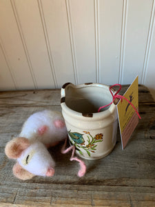 Mouse In a Jar
