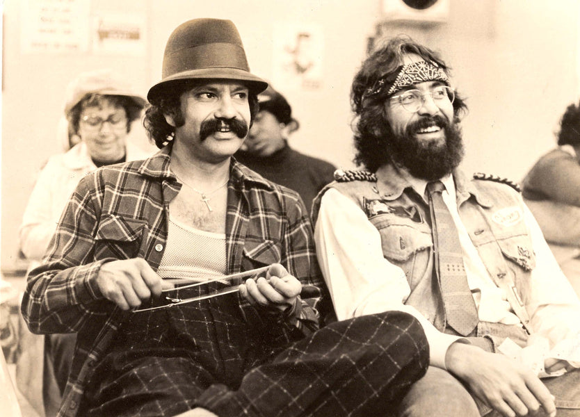 After 50 years of toking and joking Cheech & Chong are now in the weed dispensary business!