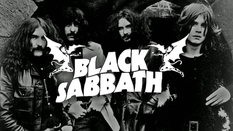 Black Sabbath released their debut album Black Sabbath 50 years ago today