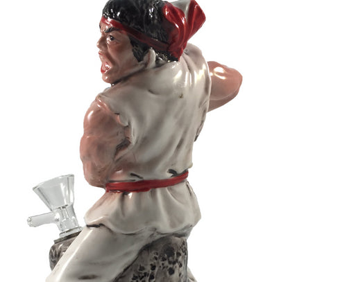 Ryu Augmented Reality tribute bong