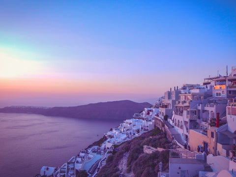 Santorini the most beautiful place in the world