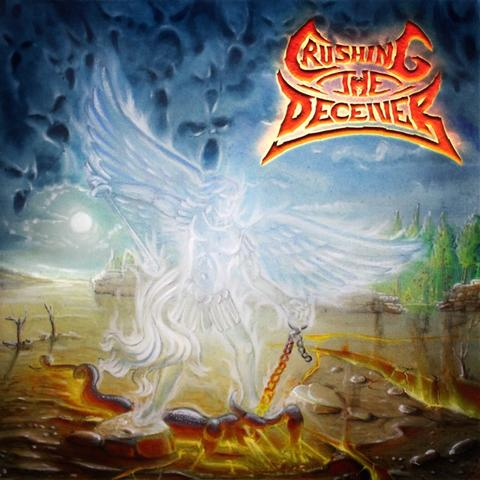 CRUSHING THE DECEIVER - S/T LP