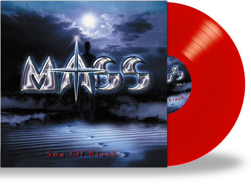 MASS - SEA OF BLACK (Red and Black Vinyl)