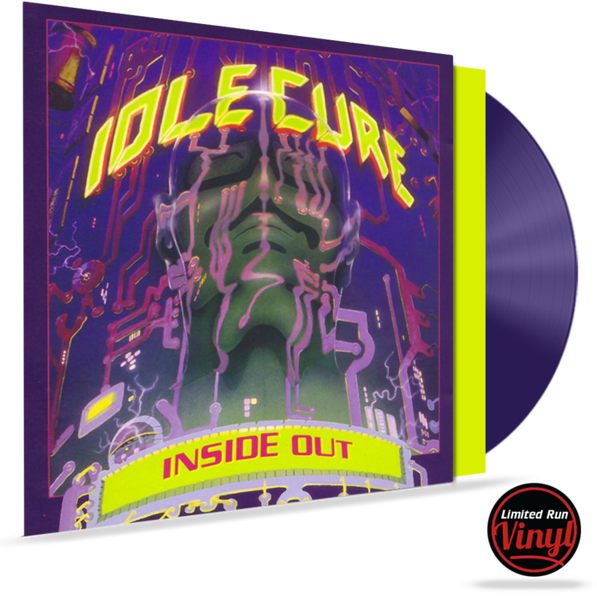 IDLE CURE - INSIDE OUT (*COLORED VINYL) LIMITED RUN VINYL w/Inserts