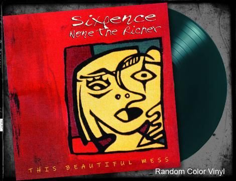 SIXPENCE NONE THE RICHER - THIS BEAUTIFUL MESS (VINYL)