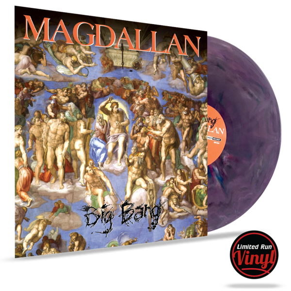 MAGDALLAN - BIG BANG (VINYL)