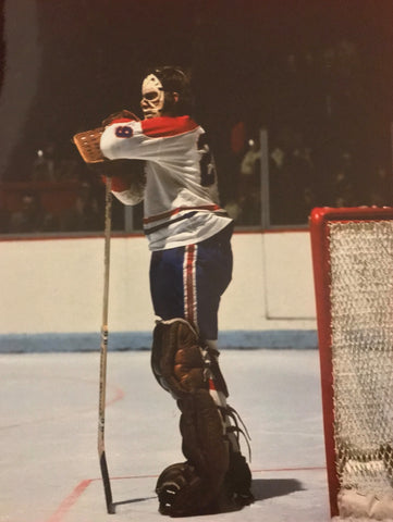 KEN DRYDEN Montreal Canadiens Photo Unsigned