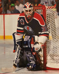 BILL RANFORD Edmonton Oilers Photo Unsigned