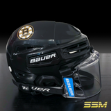 RAY BOURQUE - Signed Boston Bruins Helmet