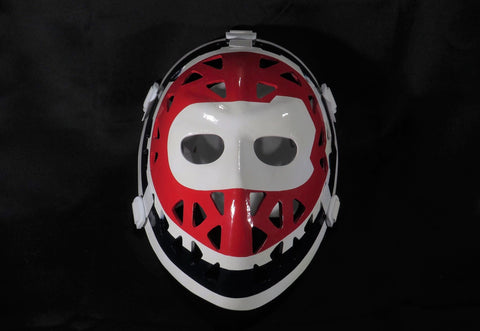 KEN DRYDEN Montreal Canadiens Mask Unsigned