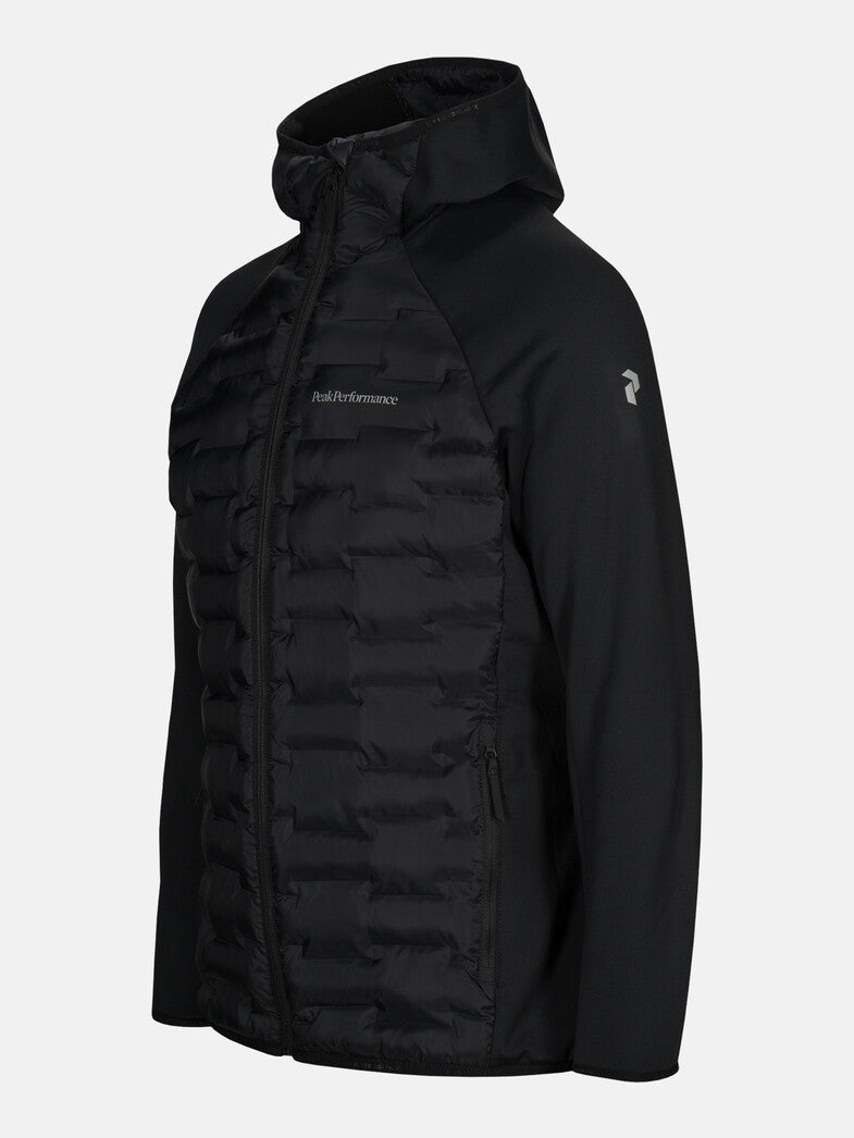 Argon Hybrid Hood Jacket Men