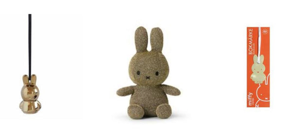 gold miffy merchandise