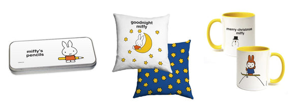 miffy personalised christmas gifts
