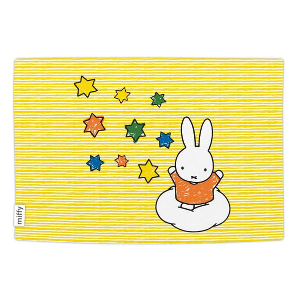 miffy starry blanket for babies