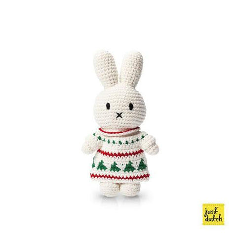 miffy christmas crochet stocking filler idea