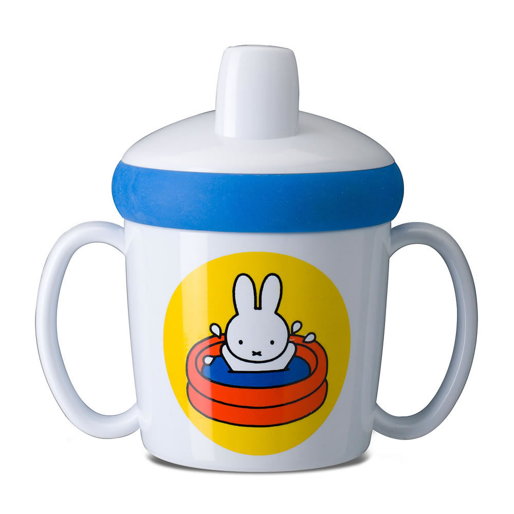 Miffy Travel Non Drip Trainer Mug 200ml