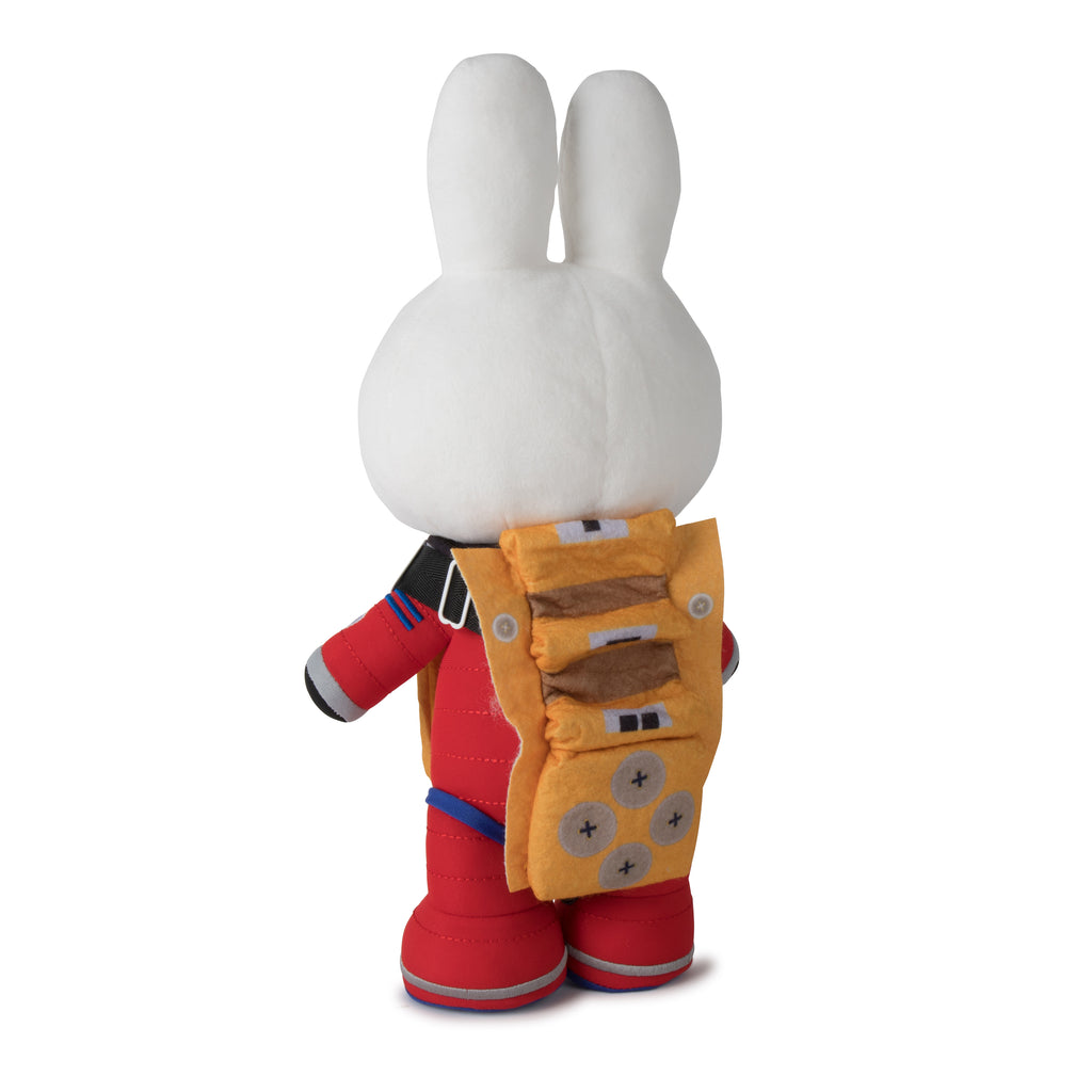 Limited Edition Miffy Spacesuit Plush - A Fashion Student's Perspective