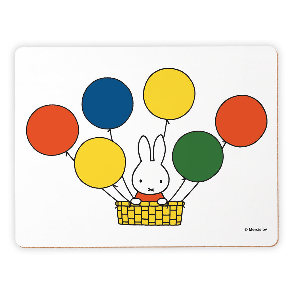 Miffy with Balloons Placemat