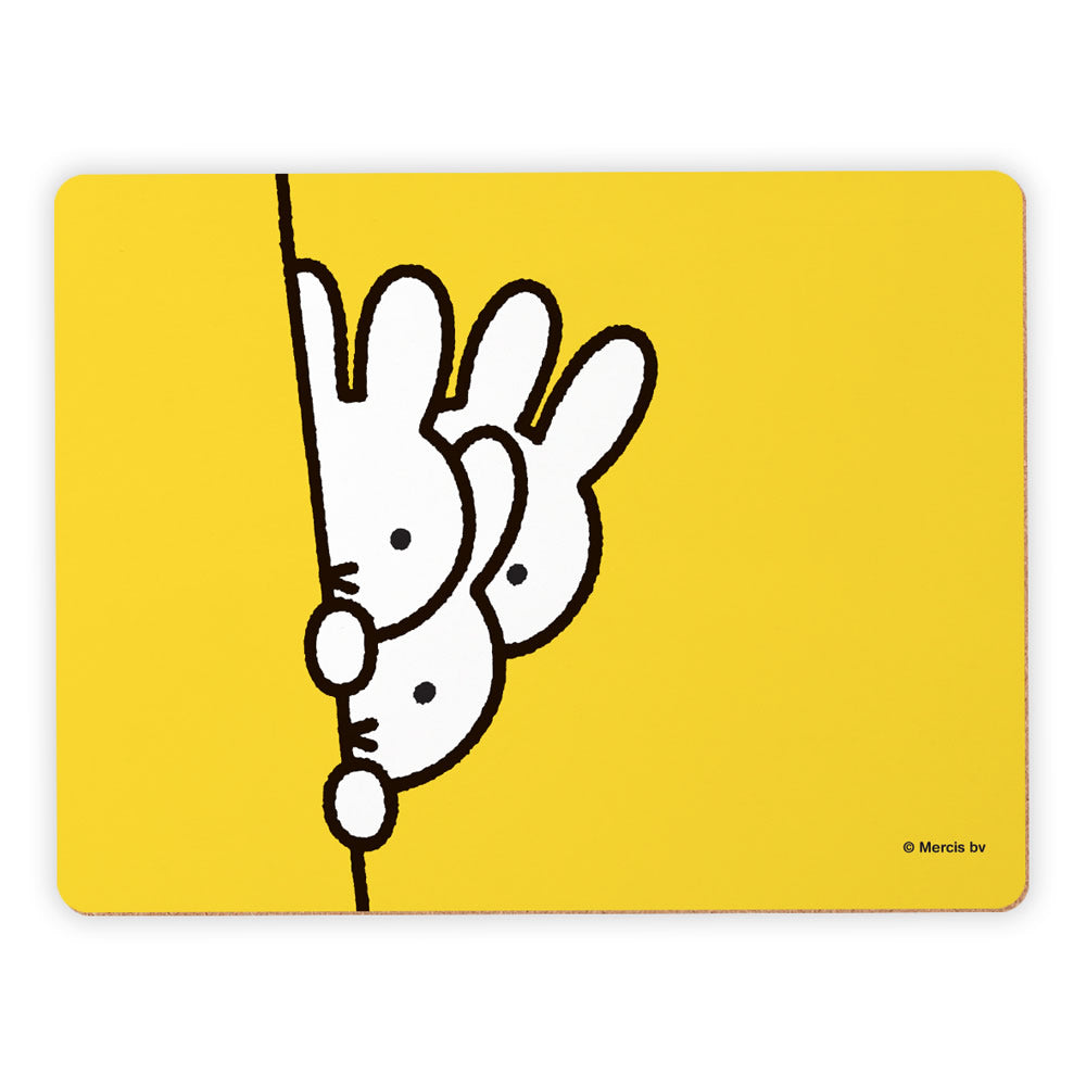 Miffy Behind Wall Placemat