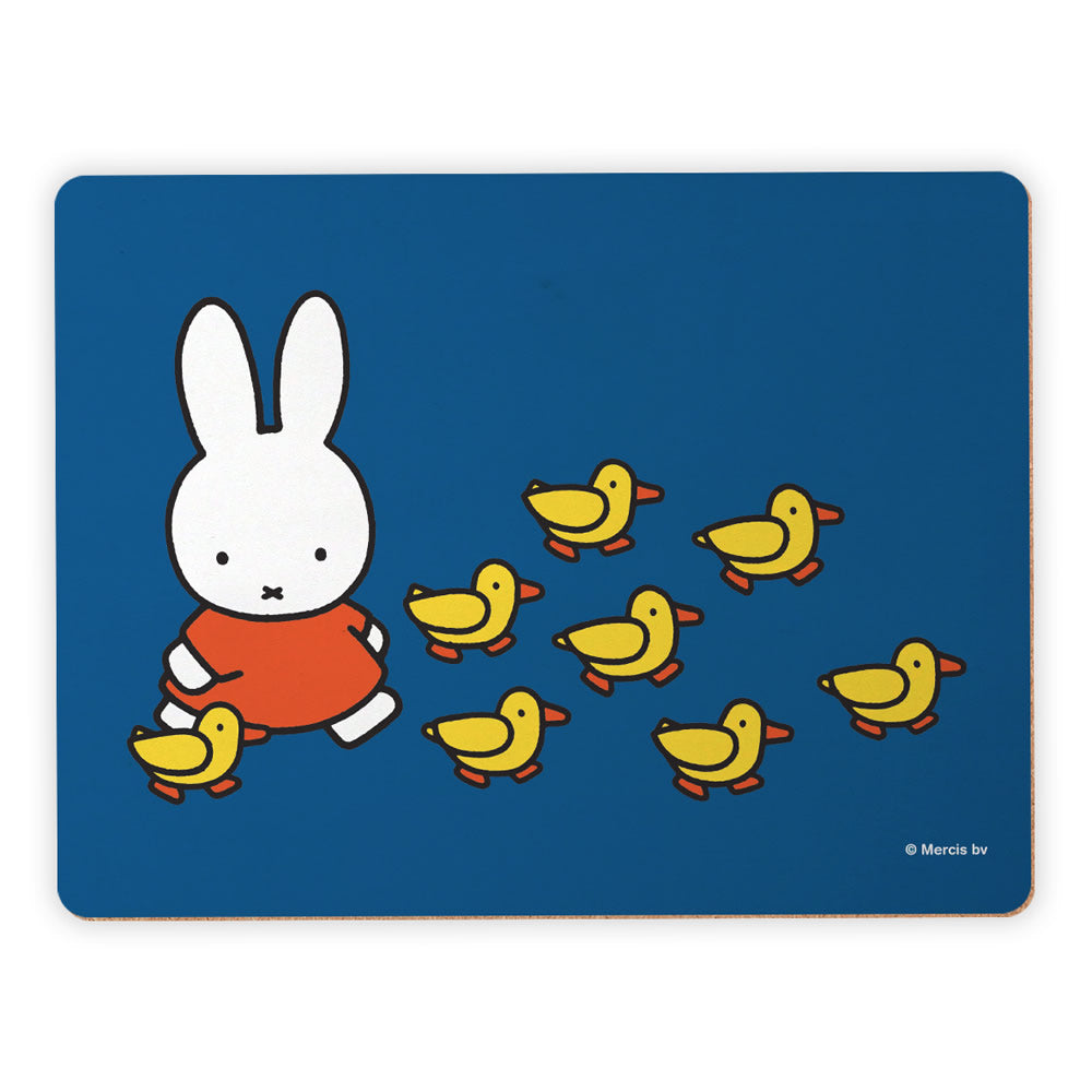 Miffy Walking With Ducks Placemat