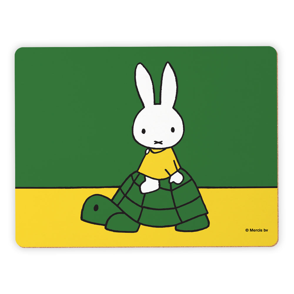 Miffy on a Tortoise Placemat