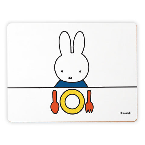 Miffy at Dinner Table Placemat