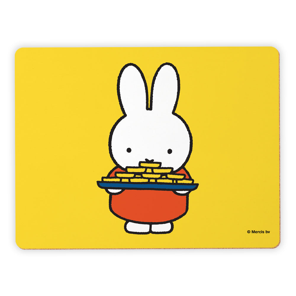 Miffy holding Plate Placemat