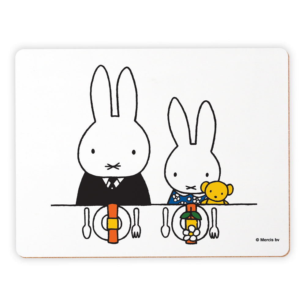 Miffy Celebration Dinner Placemat