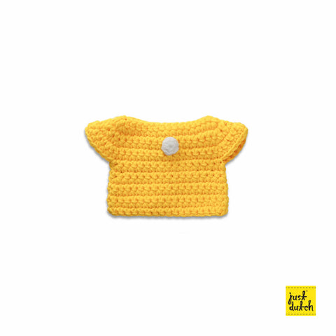 Miffy handmade clothes yellow dress Miffy Handmade Clothes