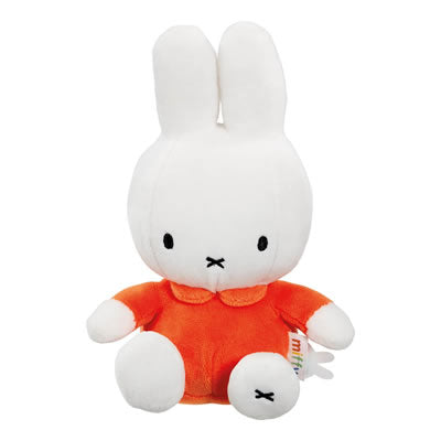 miffy orange plush